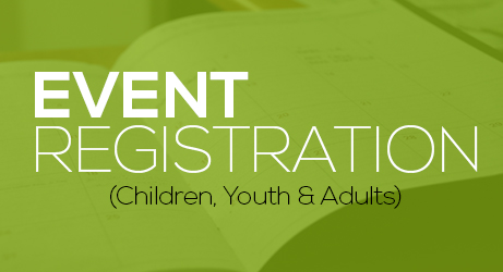 Great Oaks Community Church | Event Registration